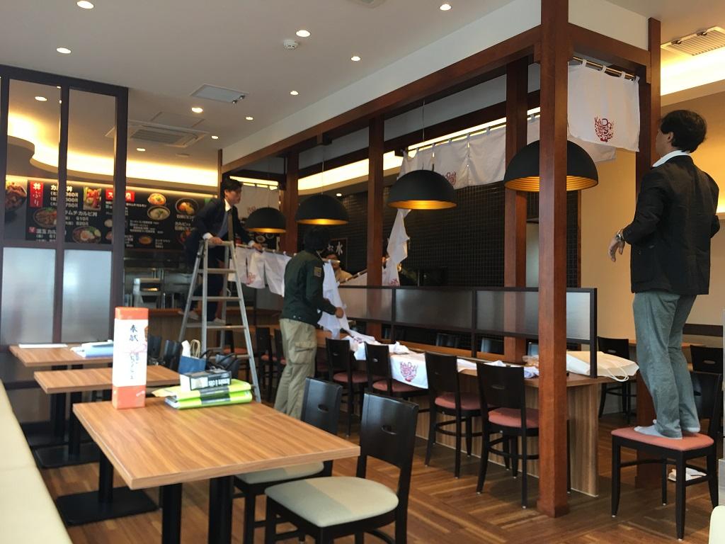 店舗デザイン 完成の竣工祭に三重の松阪まで行って来ました!;