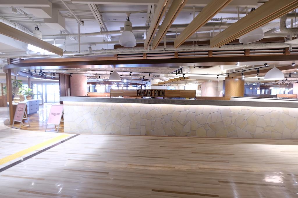 なんばCITY南館2階「PANCAKE ROOM」11月9日オープンいたしました!!;