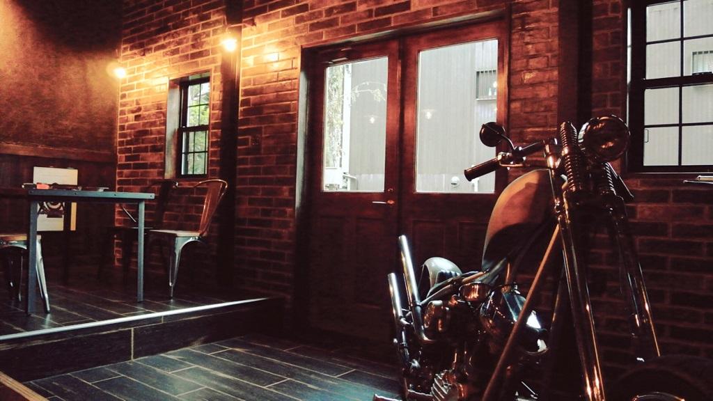ハーレー/Harley-Davidsonのガレージハウスが出来上がりました!!;