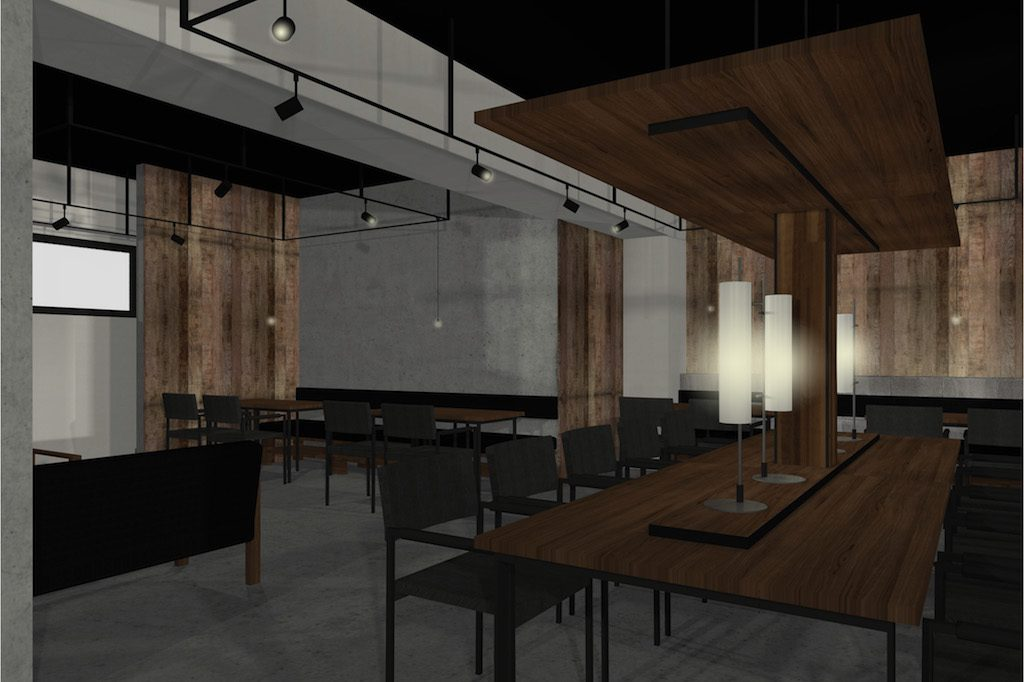 VR×カフェの工事が来週より始まります!本日打ち合わせでVRの体験をさせていただきました!!;