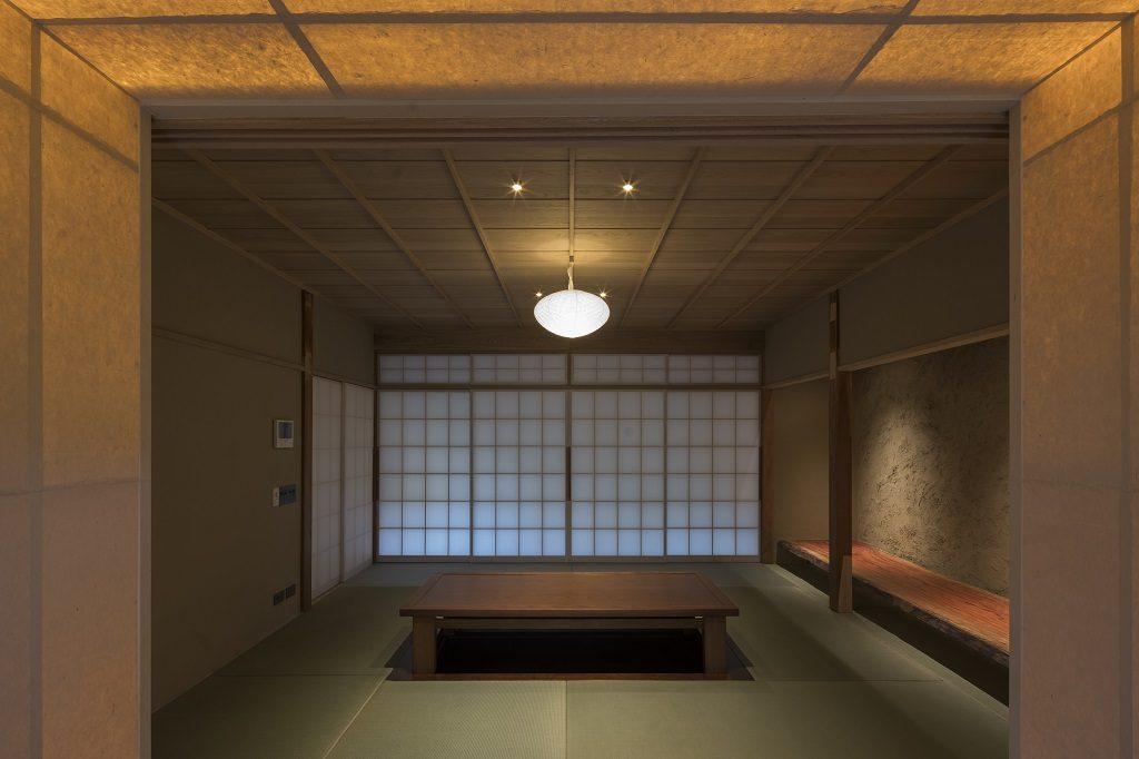 東山別荘は、竣工写真撮影でした!;