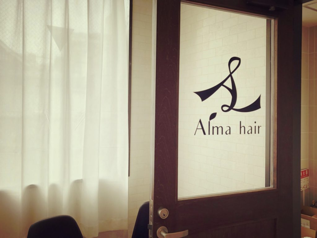 Alma hair様オープン致しました!;