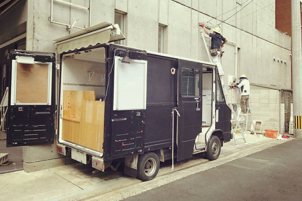 tapiking熊本店様、8月上旬に熊本へいざ出張施工へ行ってきました!!;