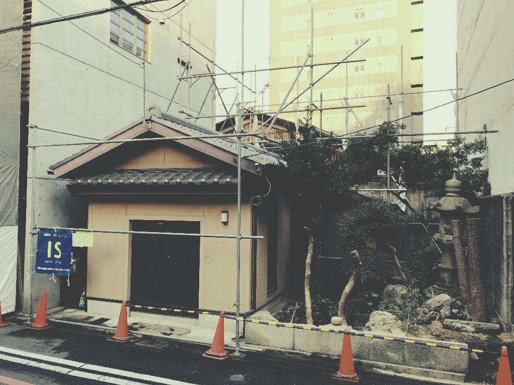 京都/店舗内装ビフォーアフター;