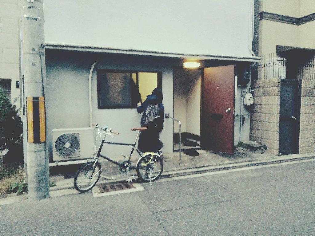 新たに施工中のお店のご報告。京都二条駅近くに誕生するコーヒーロースター&カフェ!;