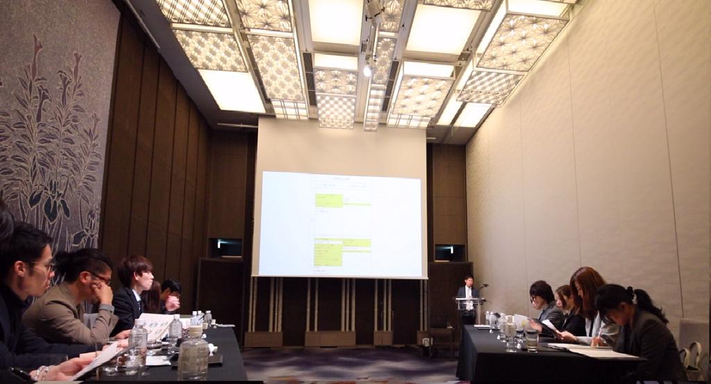 IWAKI STYLE 第16期年度方針発表;
