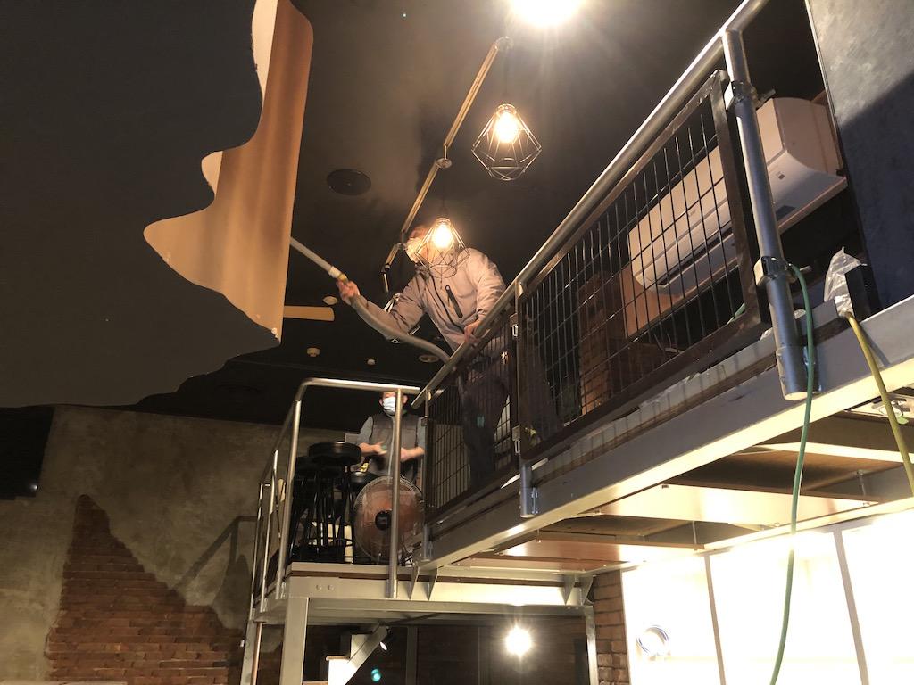 bar moon walk様竣工を迎え、12月よりオープンしております;