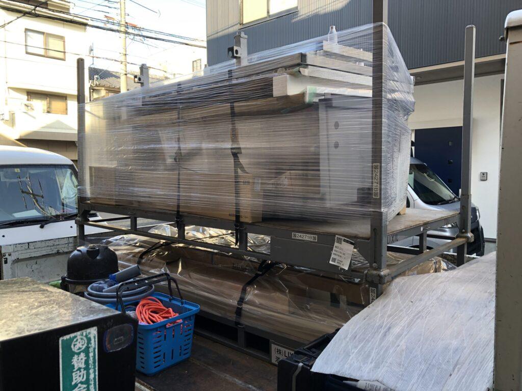 京都太秦洋食店は店舗付き住宅です;